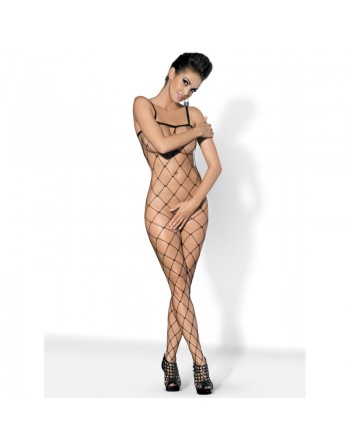 N102 Bodystocking - Noir
