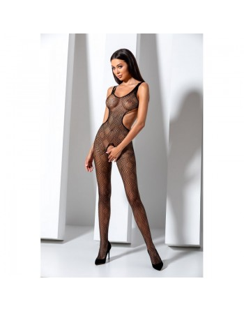 BS085B Bodystocking - Noir