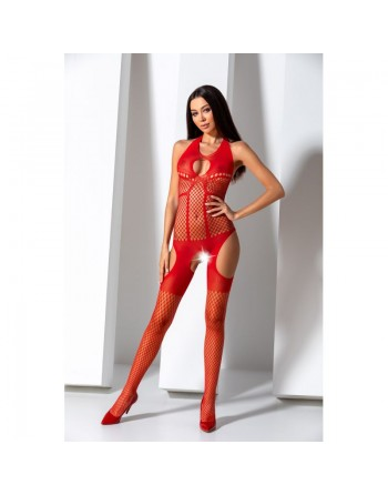 BS079R Bodystocking - Rouge