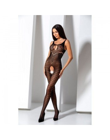 BS078B Bodystocking - Noir